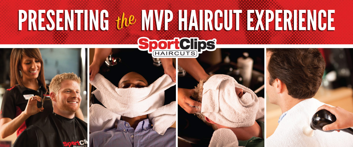 The Sport Clips Haircuts of Duluth - Bluestone  MVP Haircut Experience